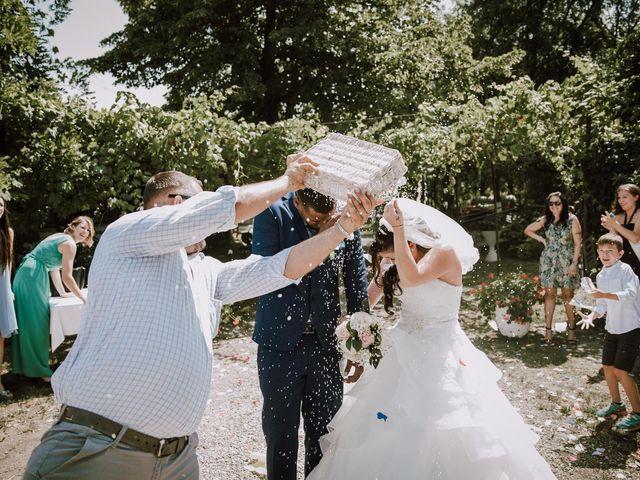 Il matrimonio di Jorge e Mara a Parma, Parma 101