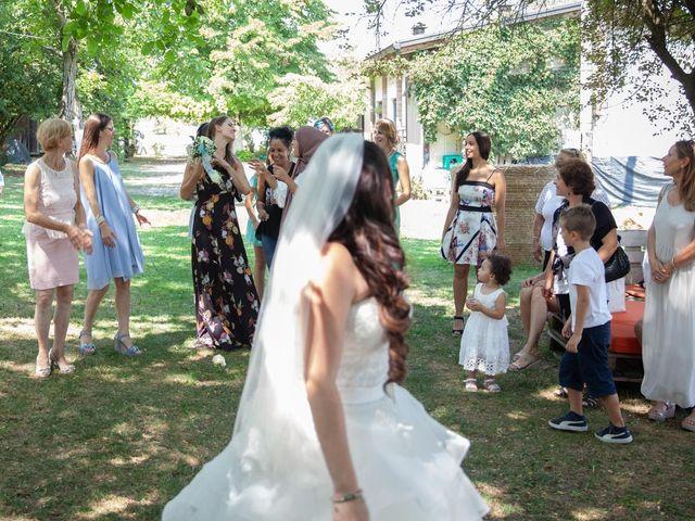 Il matrimonio di Jorge e Mara a Parma, Parma 116