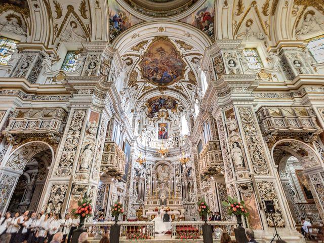 Il matrimonio di Giorgio e Angelica a Palermo, Palermo 45