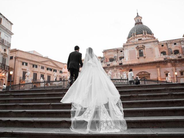 Il matrimonio di Giorgio e Angelica a Palermo, Palermo 63