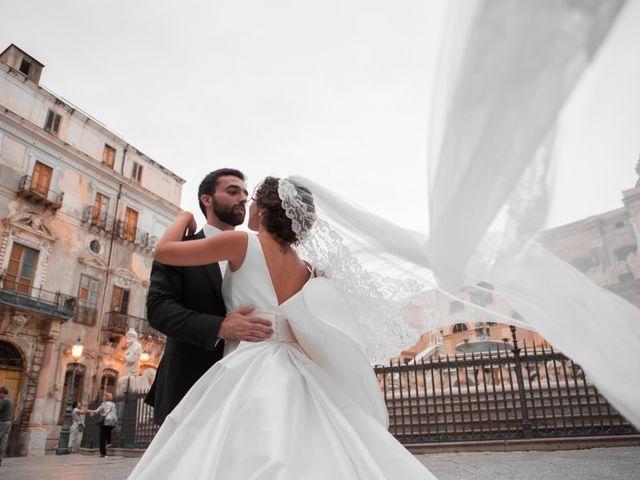 Il matrimonio di Giorgio e Angelica a Palermo, Palermo 64