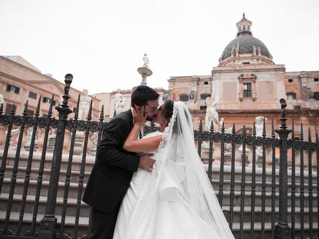Il matrimonio di Giorgio e Angelica a Palermo, Palermo 65