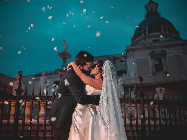 Il matrimonio di Giorgio e Angelica a Palermo, Palermo 77