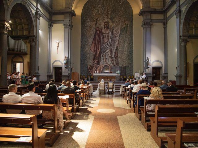 Il matrimonio di Alessandro e Francesca a Sesto San Giovanni, Milano 12