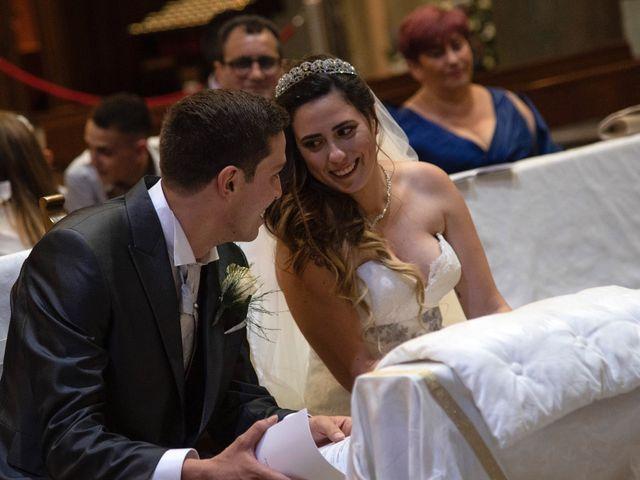Il matrimonio di Alessandro e Francesca a Sesto San Giovanni, Milano 1