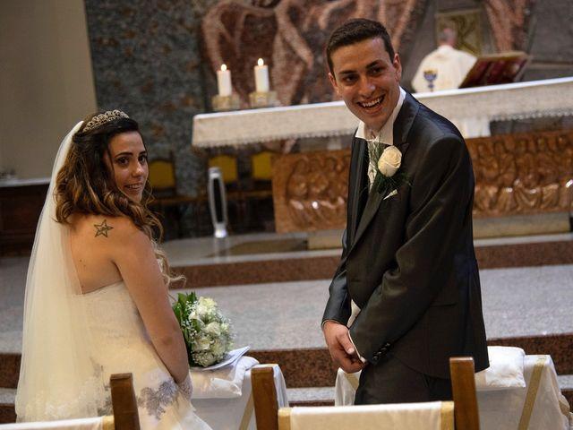Il matrimonio di Alessandro e Francesca a Sesto San Giovanni, Milano 15