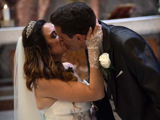 Il matrimonio di Alessandro e Francesca a Sesto San Giovanni, Milano 16