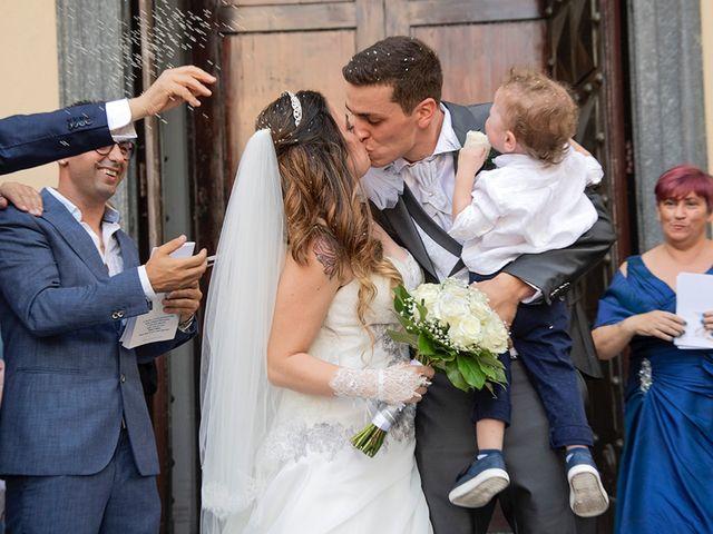 Il matrimonio di Alessandro e Francesca a Sesto San Giovanni, Milano 18