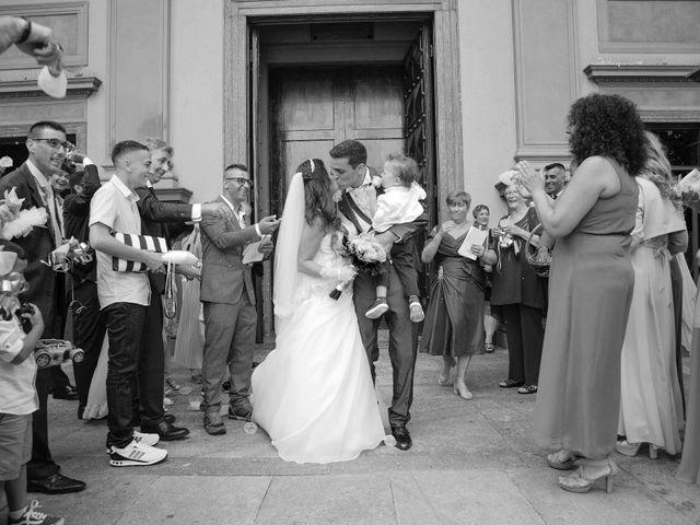 Il matrimonio di Alessandro e Francesca a Sesto San Giovanni, Milano 19
