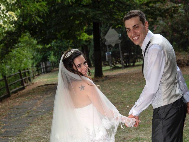 Il matrimonio di Alessandro e Francesca a Sesto San Giovanni, Milano 20