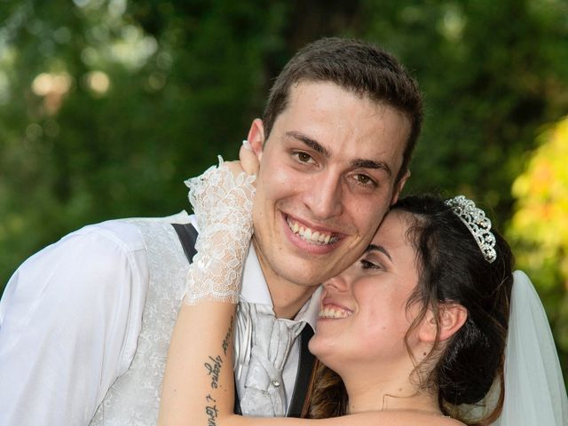 Il matrimonio di Alessandro e Francesca a Sesto San Giovanni, Milano 22
