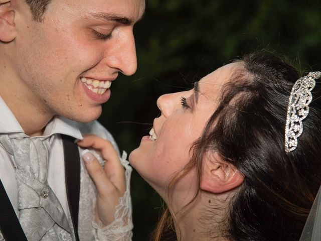 Il matrimonio di Alessandro e Francesca a Sesto San Giovanni, Milano 24