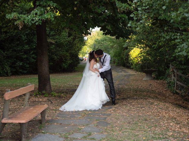 Il matrimonio di Alessandro e Francesca a Sesto San Giovanni, Milano 27