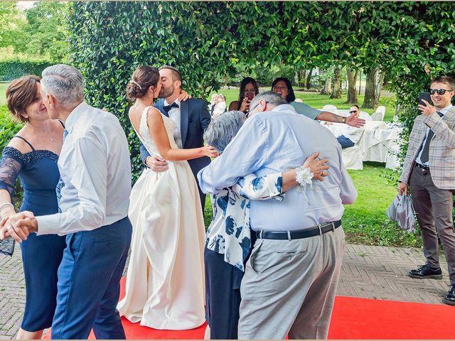 Le nozze di Gaia e Diego