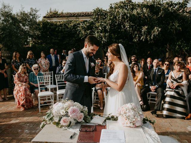Le nozze di Victor e Erika