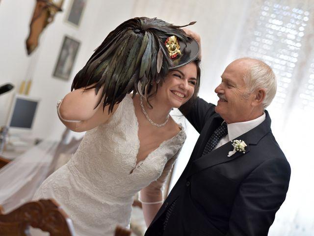 Il matrimonio di Francesco e Agnese a Gioia del Colle, Bari 9