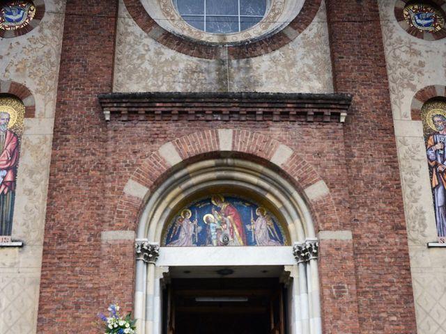Il matrimonio di Emanuele e Barbara a Magenta, Milano 20