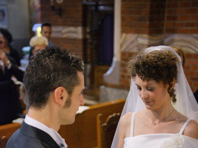 Il matrimonio di Emanuele e Barbara a Magenta, Milano 24