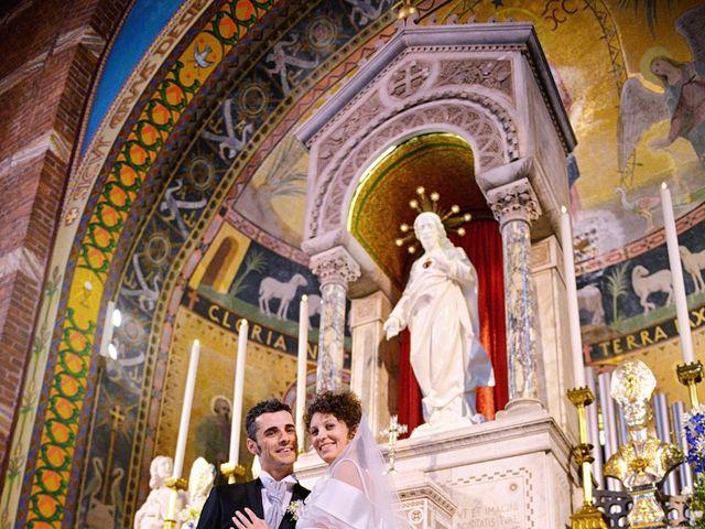 Il matrimonio di Emanuele e Barbara a Magenta, Milano 28
