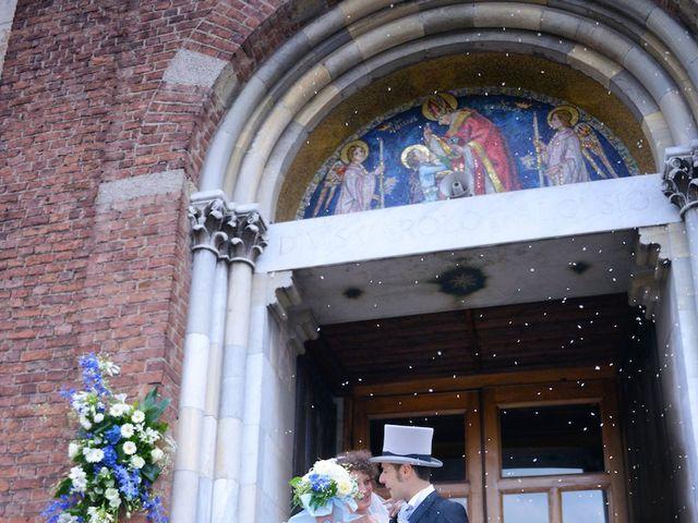 Il matrimonio di Emanuele e Barbara a Magenta, Milano 30