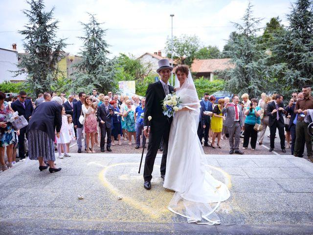Il matrimonio di Emanuele e Barbara a Magenta, Milano 31