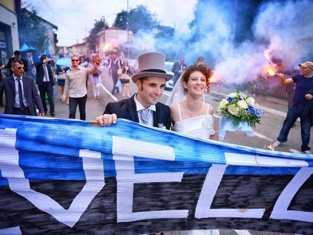 Il matrimonio di Emanuele e Barbara a Magenta, Milano 1