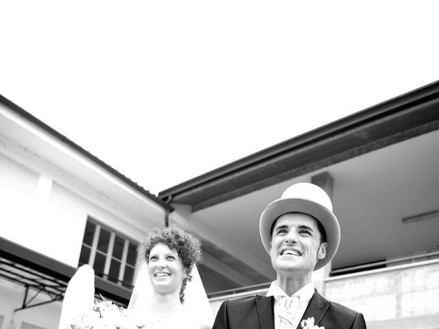Il matrimonio di Emanuele e Barbara a Magenta, Milano 32