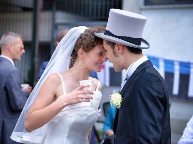 Il matrimonio di Emanuele e Barbara a Magenta, Milano 34