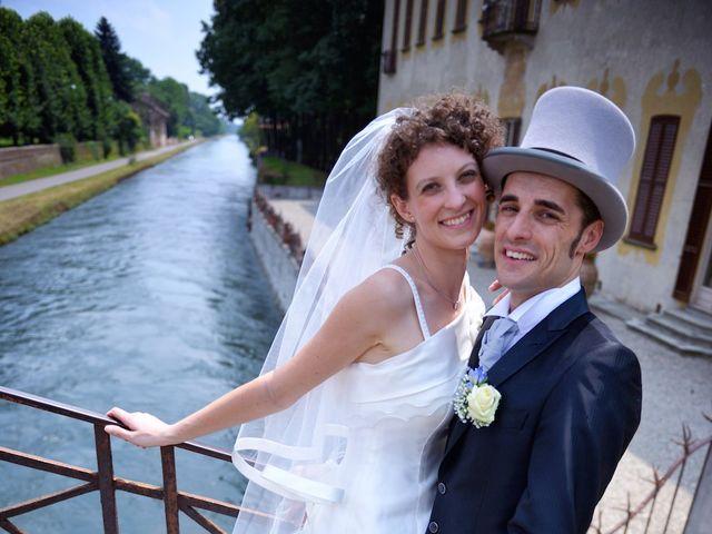 Il matrimonio di Emanuele e Barbara a Magenta, Milano 35