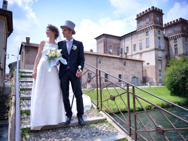 Il matrimonio di Emanuele e Barbara a Magenta, Milano 36