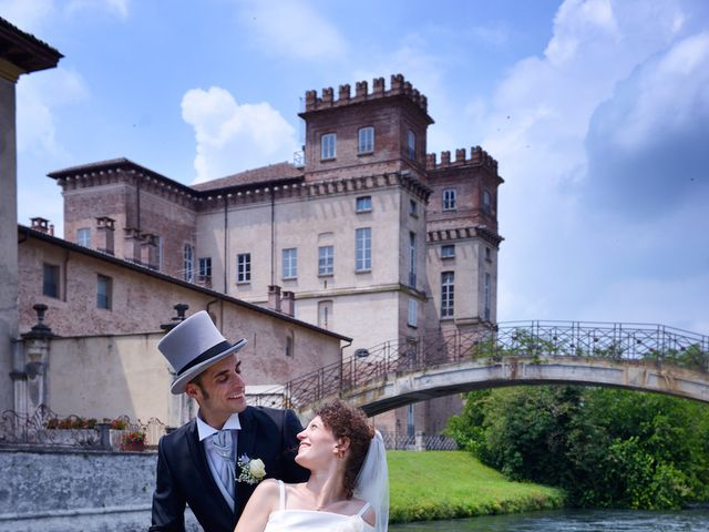 Il matrimonio di Emanuele e Barbara a Magenta, Milano 38