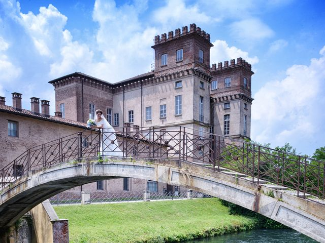 Il matrimonio di Emanuele e Barbara a Magenta, Milano 39