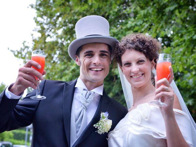 Il matrimonio di Emanuele e Barbara a Magenta, Milano 40