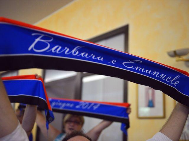 Il matrimonio di Emanuele e Barbara a Magenta, Milano 44