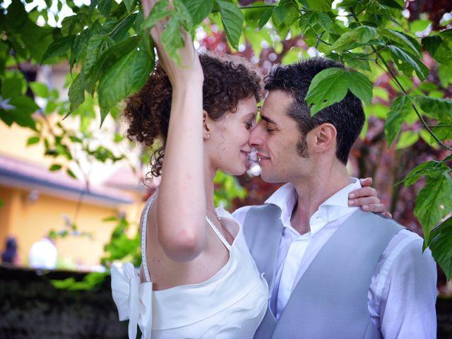 Il matrimonio di Emanuele e Barbara a Magenta, Milano 2