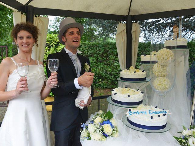 Il matrimonio di Emanuele e Barbara a Magenta, Milano 49