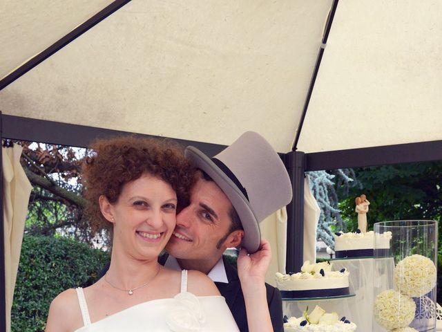 Il matrimonio di Emanuele e Barbara a Magenta, Milano 50