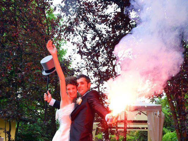 Il matrimonio di Emanuele e Barbara a Magenta, Milano 52