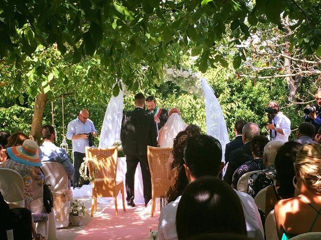 Il matrimonio di Valeria e Francesco a Orsara di Puglia, Foggia 5