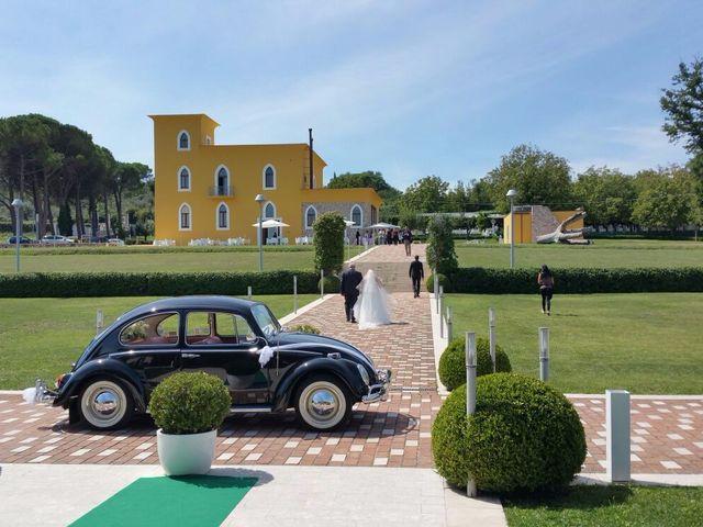 Il matrimonio di Valeria e Francesco a Orsara di Puglia, Foggia 1