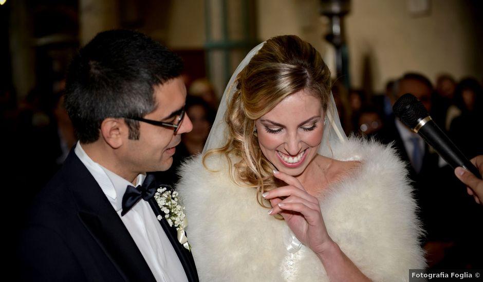 Il matrimonio di Eustachio e Antonella a Capaccio Paestum, Salerno