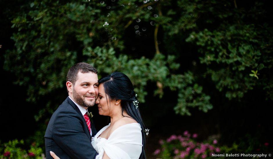 Il matrimonio di Danilo e Laura a Arpino, Frosinone
