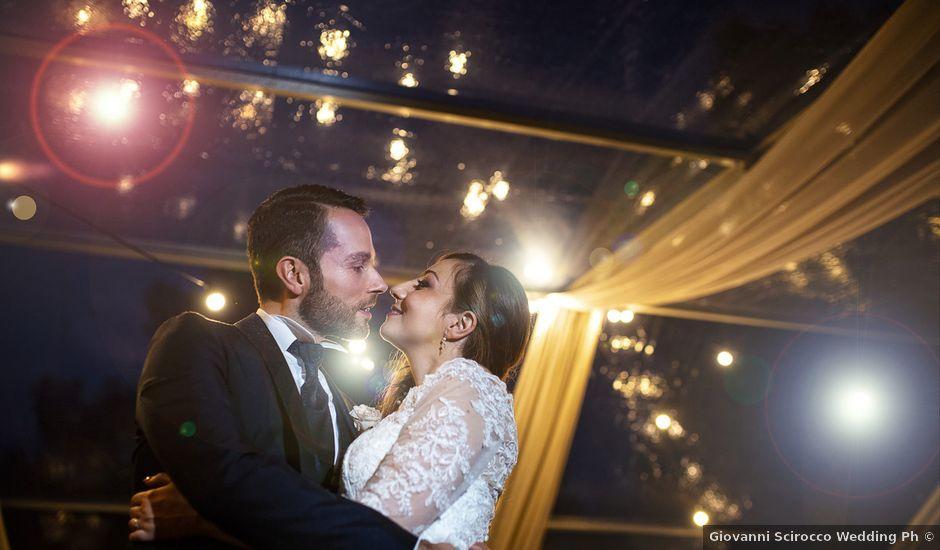 Il matrimonio di Marco e Maria a Priverno, Latina