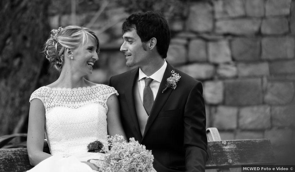 Il matrimonio di Umberto e Valentina a Camporosso, Imperia