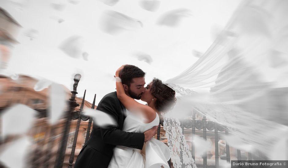Il matrimonio di Giorgio e Angelica a Palermo, Palermo