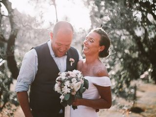Le nozze di Marian e Kevin