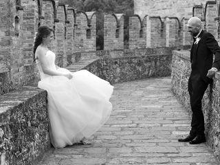 Le nozze di Paolo e Anna
