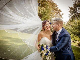 Le nozze di Vanessa e Mirko