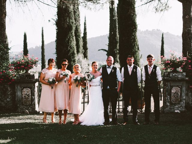 Il matrimonio di Kevin e Marian a Lucca, Lucca 19