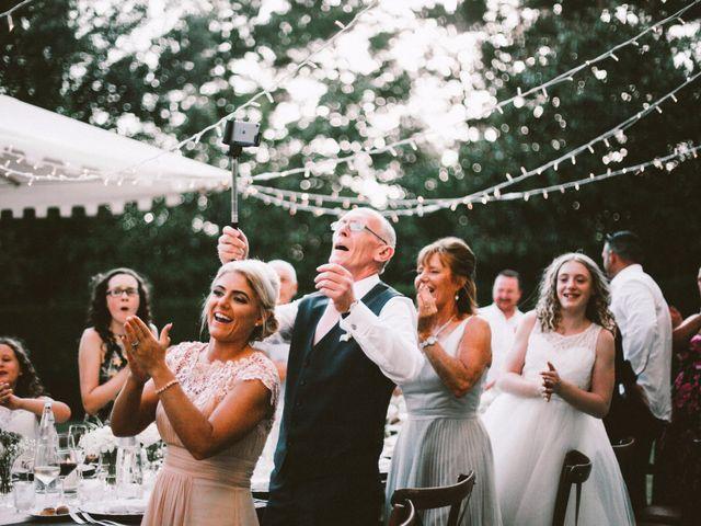 Il matrimonio di Kevin e Marian a Lucca, Lucca 21